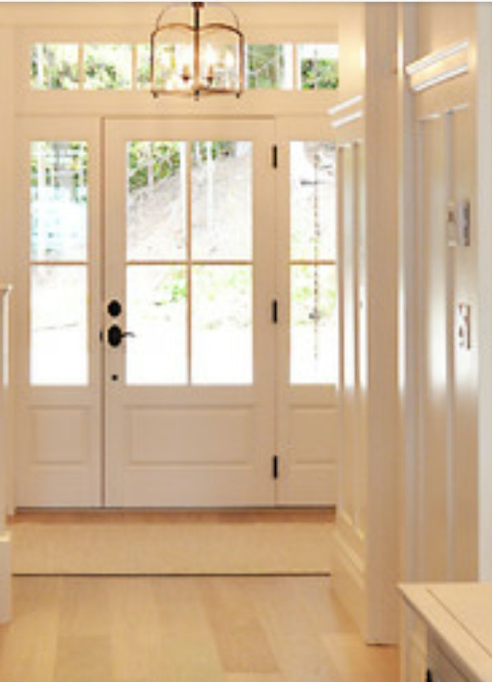Cottage style 4 lite entry door 36 x 80 ex 1344 ksr for Cottage style front doors