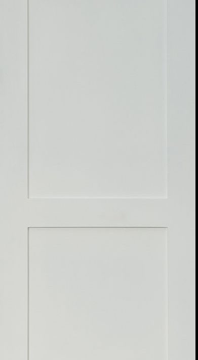 Primed white interior 2 panel shaker mission style interior door 4primed white interior 2 panel shaker mission style interior door in planetlyrics Image collections