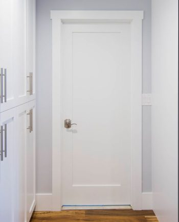 Primed Door Internal Pine White Primed Door Wood Dx 1930u0027s Edwardian Vintage 4 Panel Doors